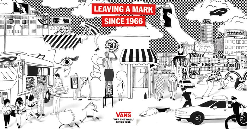Rahasia Sukses Vans Off The Wall
